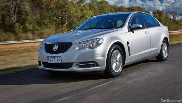 Review Vf Commodore Evoke Review And Road Test