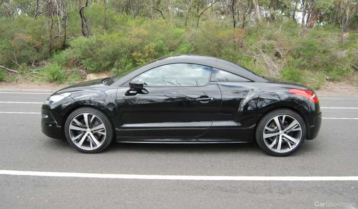 review peugeot rcz review and road test. Black Bedroom Furniture Sets. Home Design Ideas