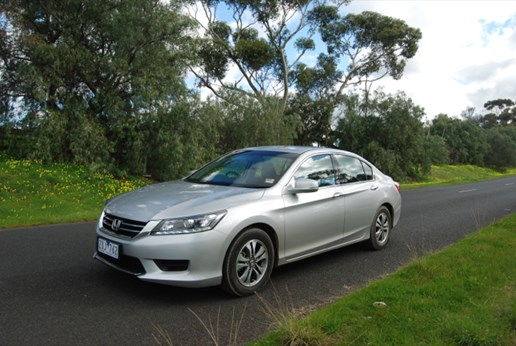 2014 HONDA ACCORD 4D SEDAN VTI