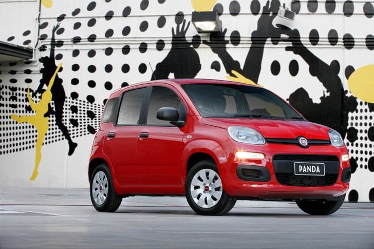 2014 FIAT PANDA 5D HATCHBACK POP