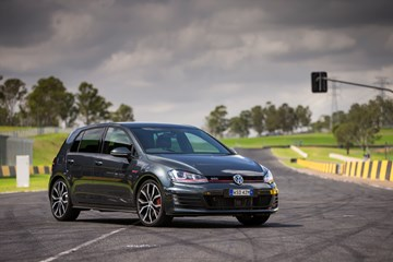 2014 VOLKSWAGEN GOLF 5D HATCHBACK GTI PERFORMANCE