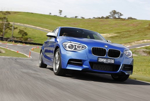 2014 BMW 1 5D HATCHBACK M135I