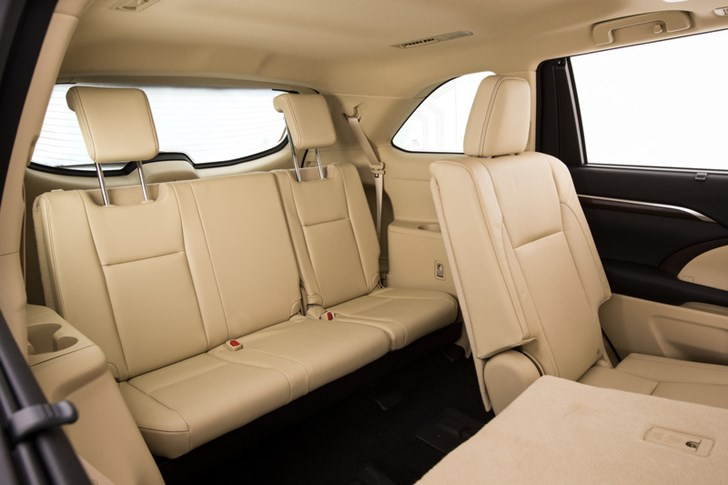 Review - 2014 Toyota Kluger Review and First Drive