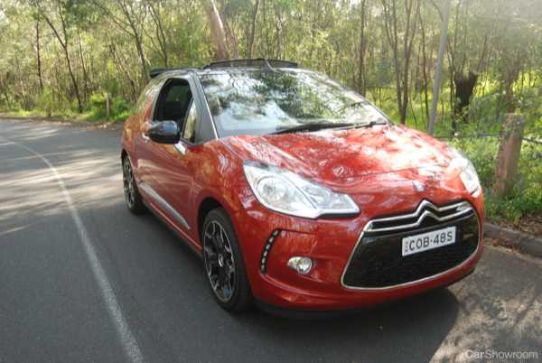 Review Citroen Ds3 Cabrio Review And Road Test