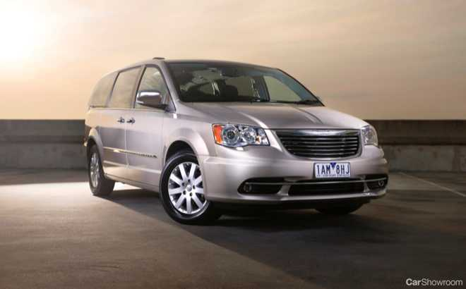 review chrysler grand voyager limited review and road test. Black Bedroom Furniture Sets. Home Design Ideas
