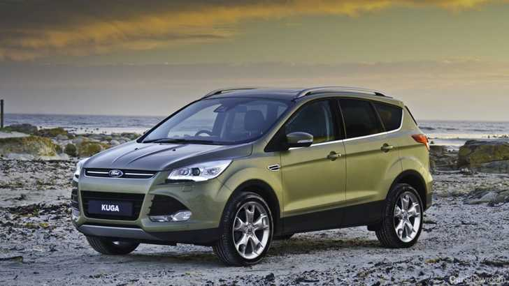 review ford kuga review and road test. Black Bedroom Furniture Sets. Home Design Ideas