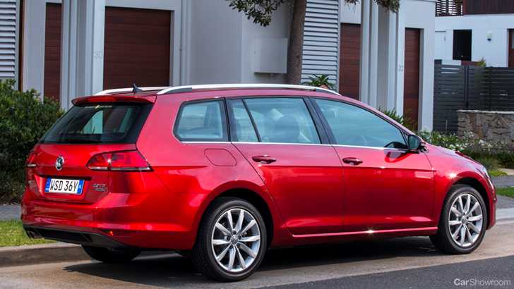 Review Volkswagen Golf Wagon Review And First Drive