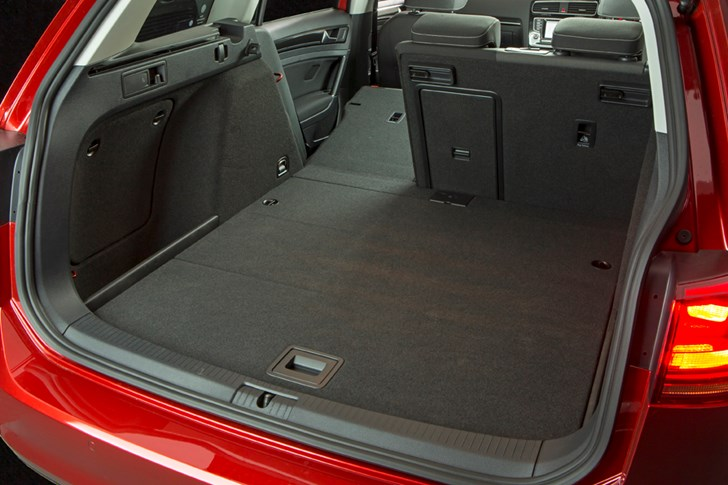Review - Volkswagen Golf Wagon Review and First Drive