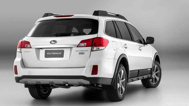 review 2014 subaru outback review and road test. Black Bedroom Furniture Sets. Home Design Ideas