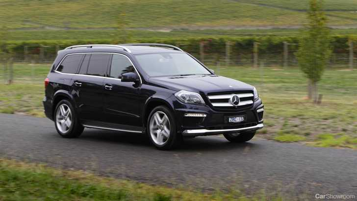 Review 2013 Mercedes Benz Gl 500 Review And Road Test