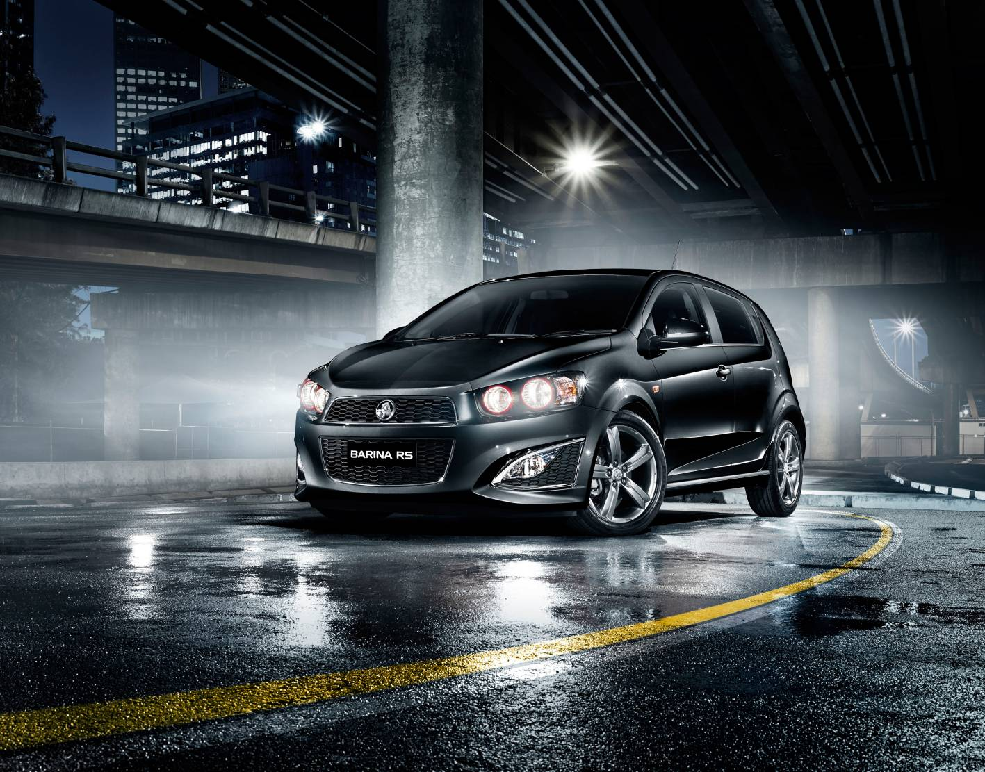 Review 2013 Holden Barina Rs First Drive Carshowroom