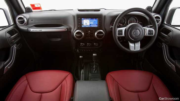 Review jeep wrangler rubicon 10th anniversary edition review for Jeep wrangler rubicon interior