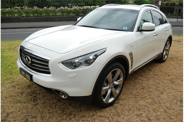 Amg G Wagon >> Review - 2013 Infiniti FX Review and Road Test ...