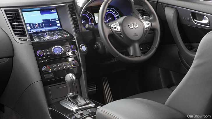 Review 2013 Infiniti Fx Review And Road Test