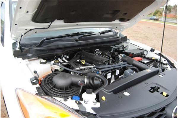 2013 MAZDA BT50 DUAL C/CHAS
