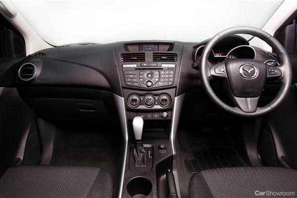 Review - Mazda BT50 Dual Cab Diesel Review
