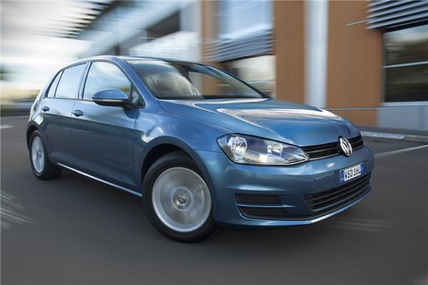 2013 VOLKSWAGEN GOLF 5D HATCHBACK