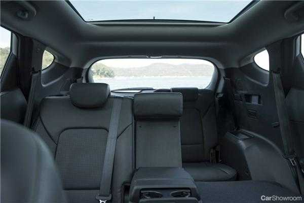 review 2013 hyundai santa fe elite review and road test. Black Bedroom Furniture Sets. Home Design Ideas