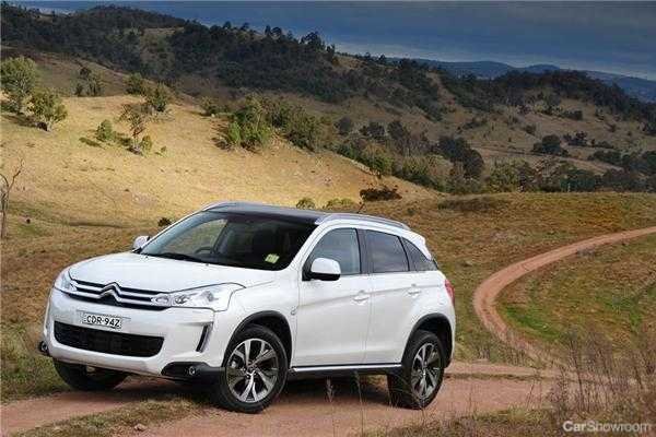 Review Citroen C4 Aircross Review And First Drive