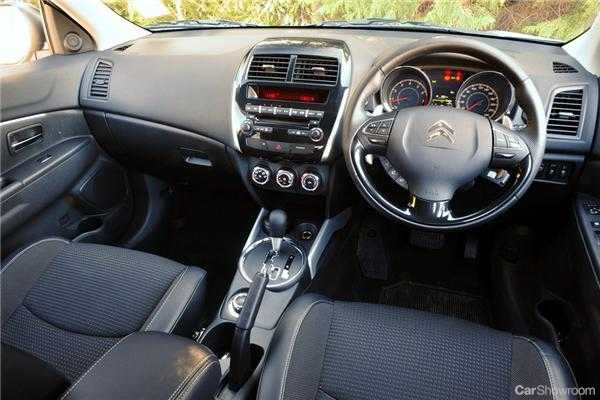 review citroen c4 aircross review and first drive. Black Bedroom Furniture Sets. Home Design Ideas