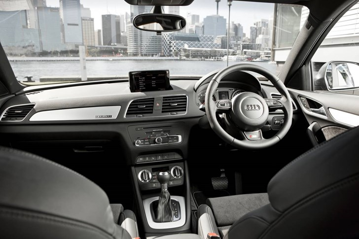 Review Audi Q3 2 0tdi S Line Review And Road Test