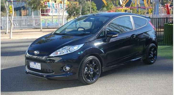 2013 FORD FIESTA 3D HATCHBACK METAL