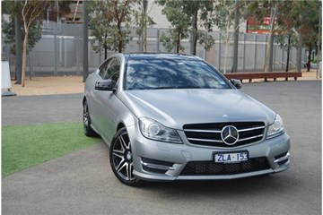 2013 MERCEDES-BENZ C250 2D COUPE SPORT BE