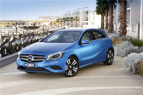Review 2013 Mercedes Benz A Class Review And First Drive