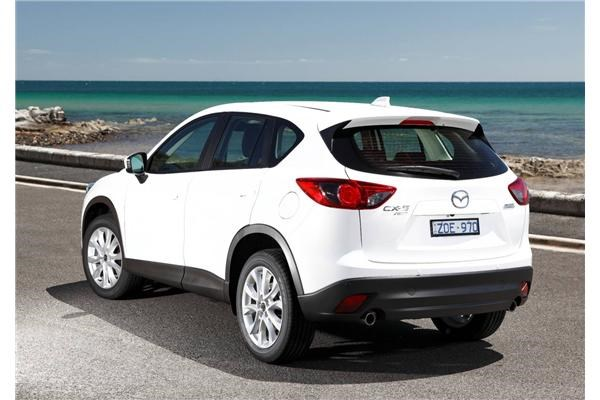 2013 MAZDA CX-5 4D WAGON