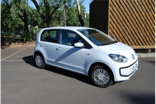 2013 VOLKSWAGEN UP! 5D HATCHBACK