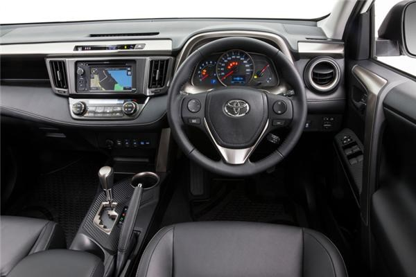 Review 2013 Toyota Rav4 Review Amp First Drive