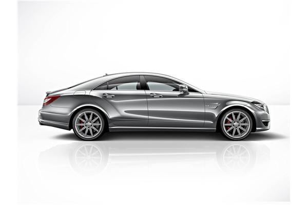 2013 MERCEDES-BENZ CLS 4D COUPE 63 AMG