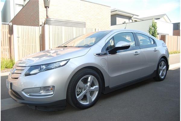 2013 Holden Volt