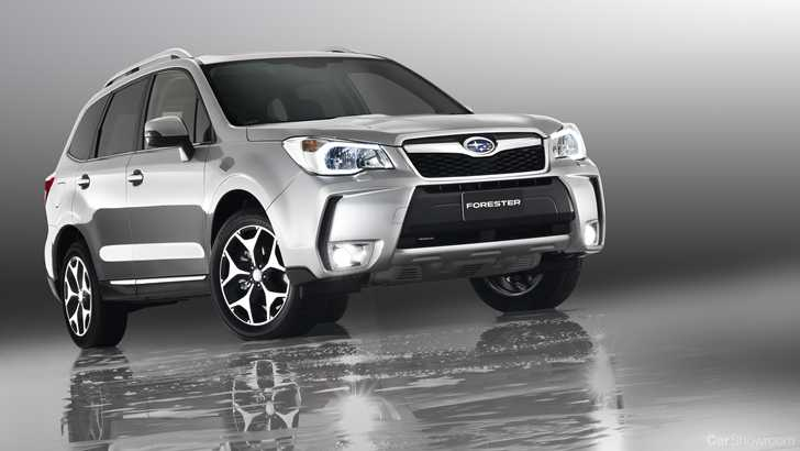 subaru forester 2013 user manual