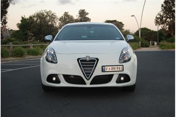 2012 ALFA ROMEO GIULIETTA 5D HATCHBACK QV 1750 TBI