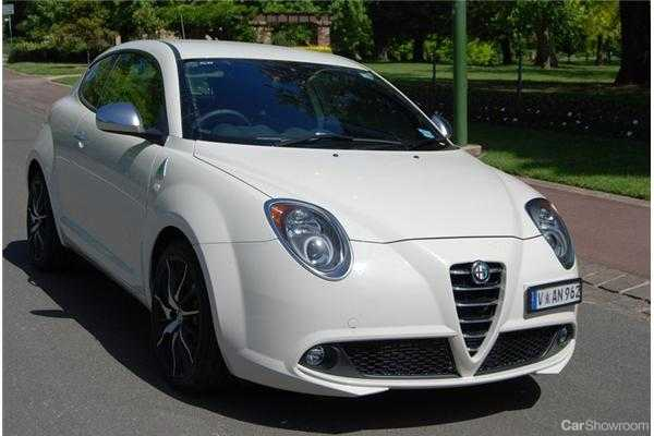 review alfa romeo mito qv review and road test. Black Bedroom Furniture Sets. Home Design Ideas
