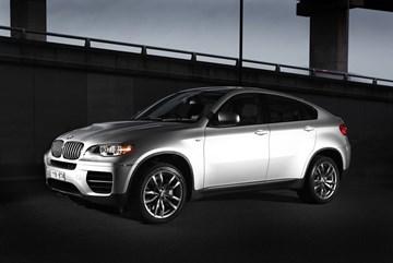 2012 BMW X6 4D COUPE M50D