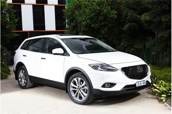 Review 2013 Mazda Cx 9 Review Amp First Drive