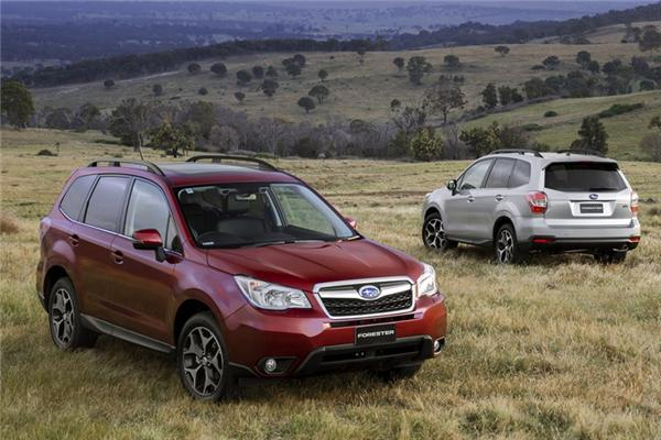 review 2013 subaru forester first drive. Black Bedroom Furniture Sets. Home Design Ideas