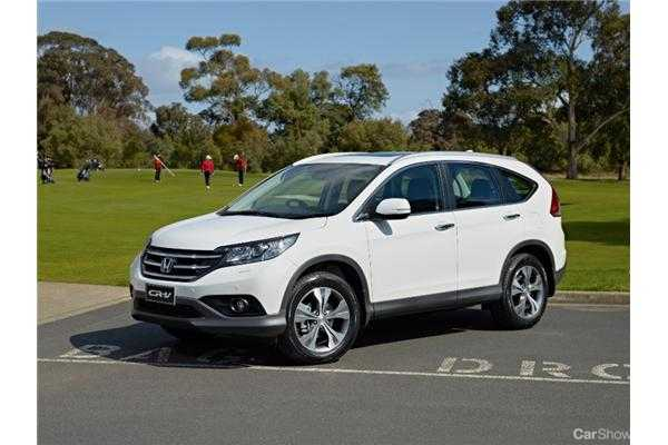 Review  2012 Honda CRV Review and First Drive