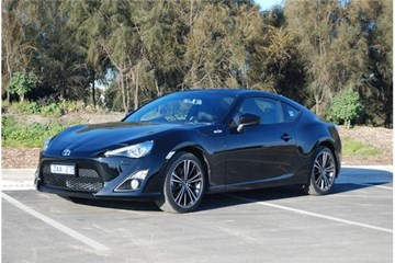 2012 TOYOTA 86 2D COUPE
