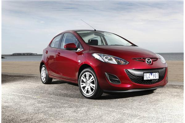 review 2012 mazda2 neo review and road test. Black Bedroom Furniture Sets. Home Design Ideas
