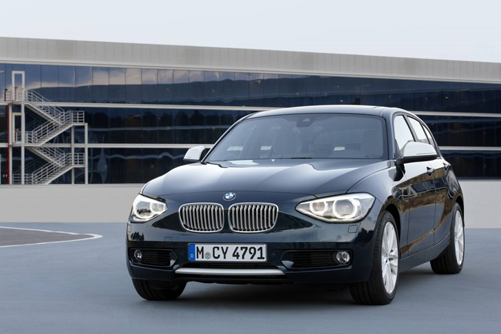 2012 BMW 1 5D HATCHBACK 16I