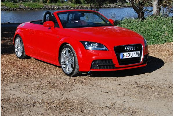 review 2012 audi tt roadster 1 8 tfsi review. Black Bedroom Furniture Sets. Home Design Ideas