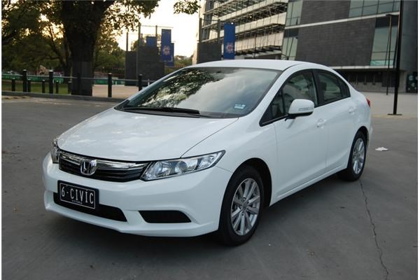 2012 HONDA CIVIC 4D SEDAN SPORT