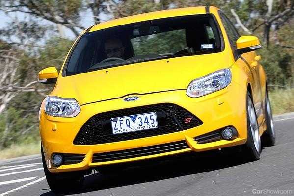 Review 2012 Ford Focus St First Drive