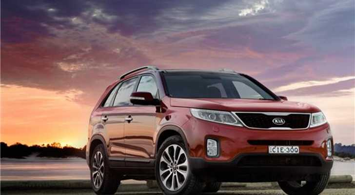 kia sorento latest prices best deals specifications news and reviews. Black Bedroom Furniture Sets. Home Design Ideas