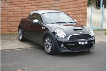 2012 MINI COOPER 2D COUPE