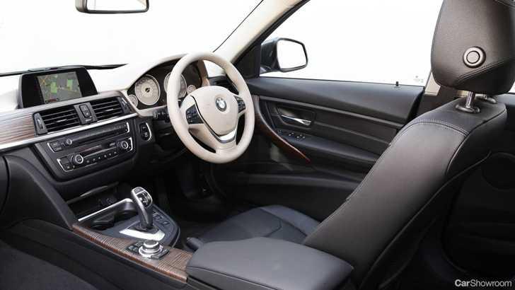 2012 BMW 3 4D SEDAN 20D MODERN LINE