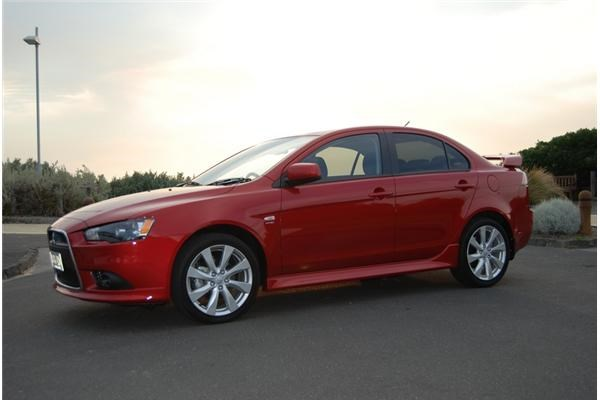 Reviews On Holden Cruze >> Review - 2012 Mitsubishi Lancer VRX Review and Road Test
